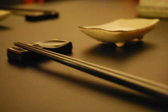 Table setting - Picture of Haru Japanese Restaurant, Nairobi ...