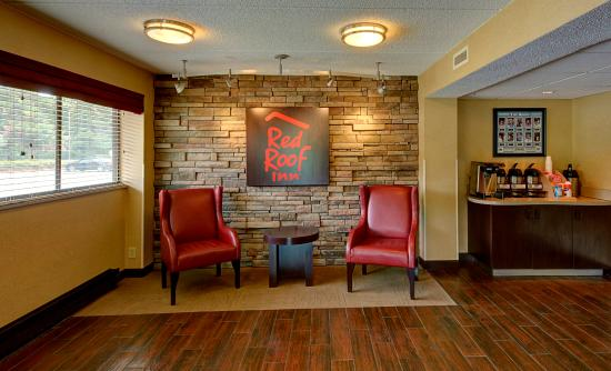 Red Roof Inn Chapel Hill: Lobby