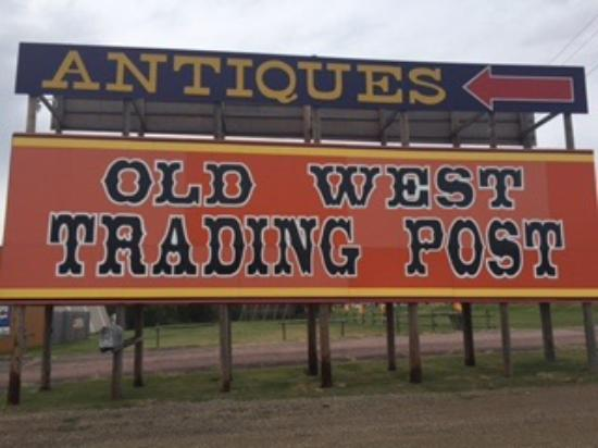 old west trading post oacoma sd anmeldelser