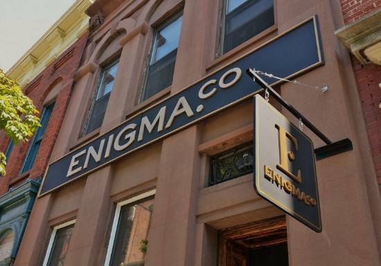 The Enigma Co: Welcome