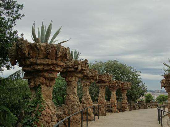 how to go to park guell