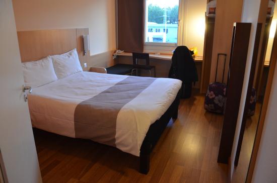 Ibis Plzen : Bedroom