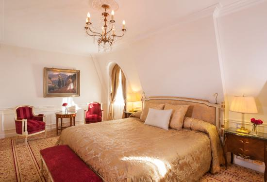 Alvear Palace Hotel : Presidential Bedroom Suite