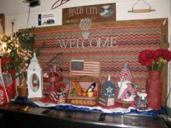 Old River City Cafe : 3
