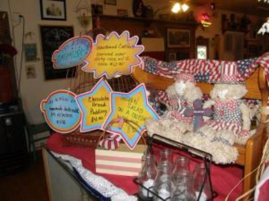 River City Cafe New Braunfels Menu