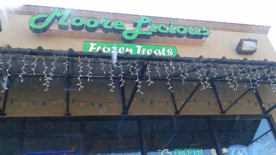 MooreLicious Frozen Treats