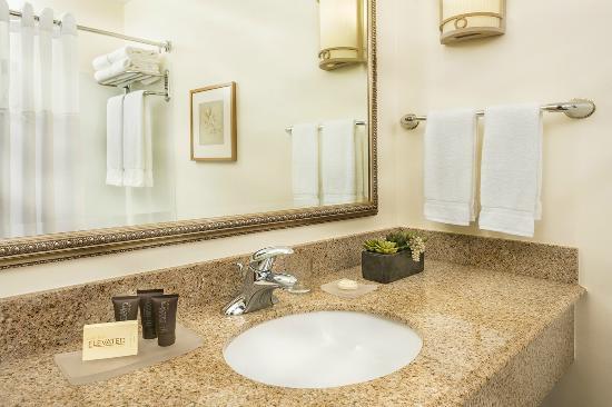 Ayres Inn & Suites Ontario Mills Mall : Restroom