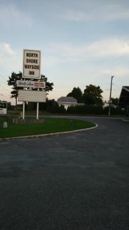 Northshore Wayside Inn : Way Side Inn, 181 Causley Street and Wellington Ave,Phone: 705-356 2249