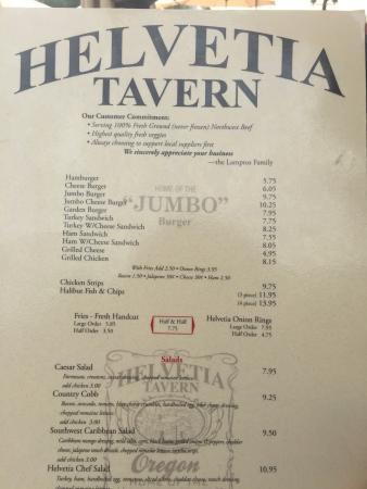 Helvetia Tavern Photo