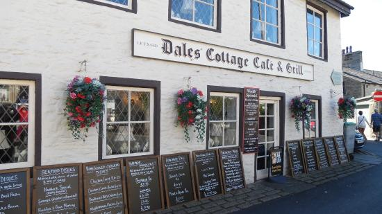 The Dales Cottage Cafe: Dales Cafe