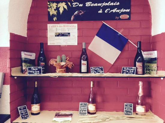 Fleurie, Frankrig: Du Beaujolais à l'Anjou