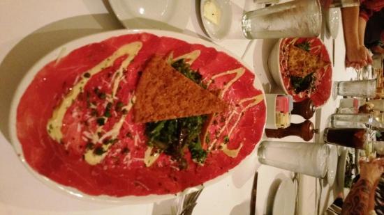 BRIO Tuscan Grille: Carpaccio