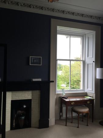 Strongarbh House: Sea View King Room