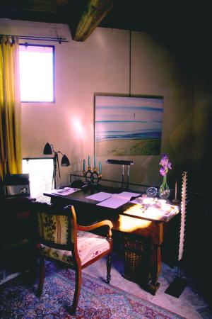 Castello di Vicarello: The Chinese Room