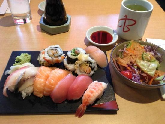 sushi lunch buffet review of benihana seattle wa tripadvisor rh tripadvisor co nz  benihana all you can eat sushi panama