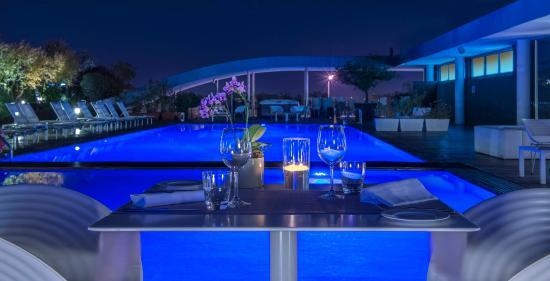 Radisson blu es hotel roma rome italy reviews - Hotel piscina roma ...