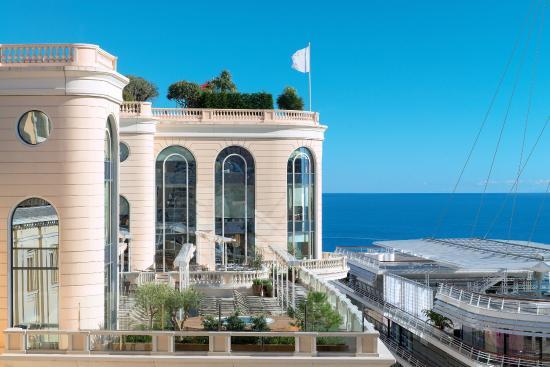 Hotel de Paris Monte-Carlo : Thermes Marins Monte-Carlo