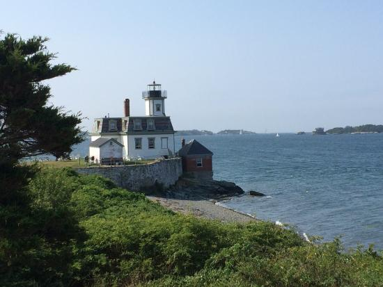 Rose Island Lighthouse 사진