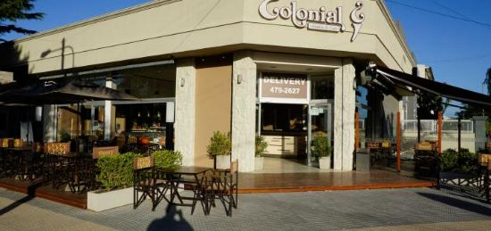 Colonial Ice Cream & Coffee