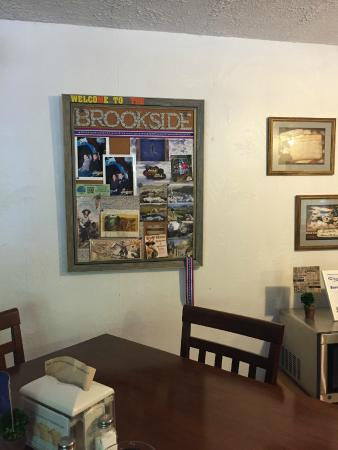 Brookside Motel : Breakfast Bar Area
