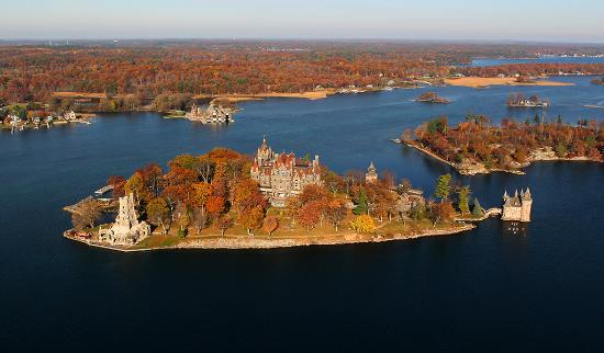 Thousand Islands New York, NY: Boldt Castle, Heart Island