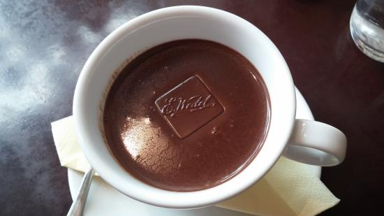 Image result for e wedel hot chocolate