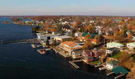 Ontario's Thousand Islands, Canadá: Thousand Islands Playhouse, Gananoque