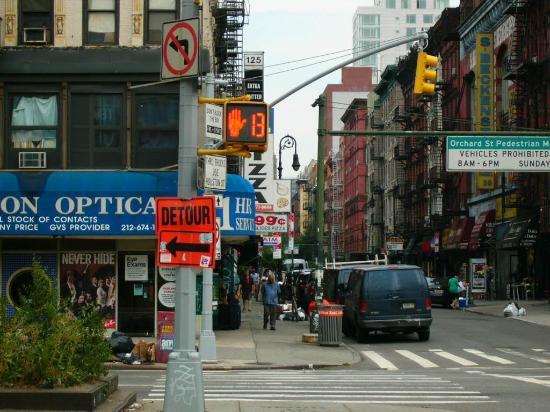 Lower East Side Tenement Walking Tour