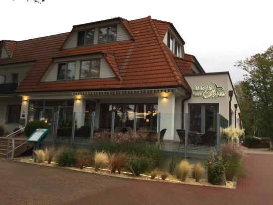 Haus Am Meer Graal Müritz Restaurant Bewertungen