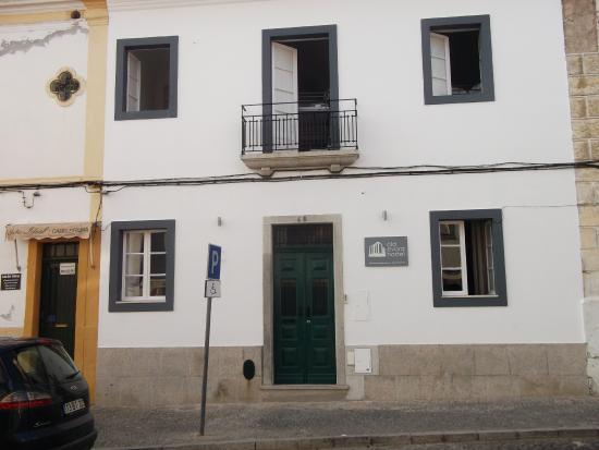 Old Evora Hostel: A nossa fachada