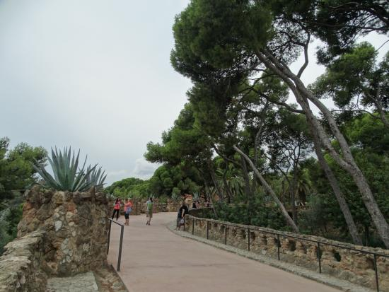 how to get to parc guell