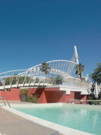 Du Parc Hotel: piscina hotel