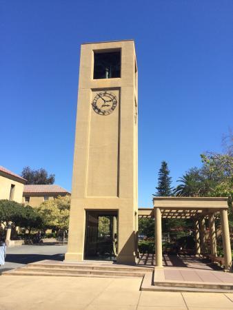 Palo Alto, CA: Walking around the campus...