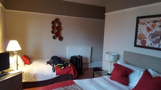 Shaftesbury Lodge: camera