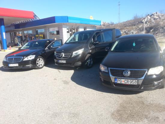 Podgorica Municipality, Μαυροβούνιο: Taxi in Montenegro www.montenegrotouroperator.com +38269378001