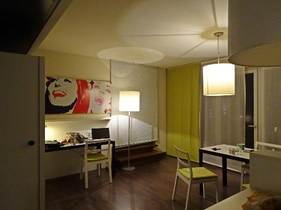 Hart bei Graz, Austria: Wohnzimmer
