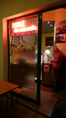 Pizzeria Del Corso Di Farhat Zied Ben Abdelhamid