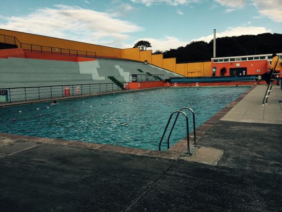 Picture of portishead open air pool - Open air swimming pool portishead ...