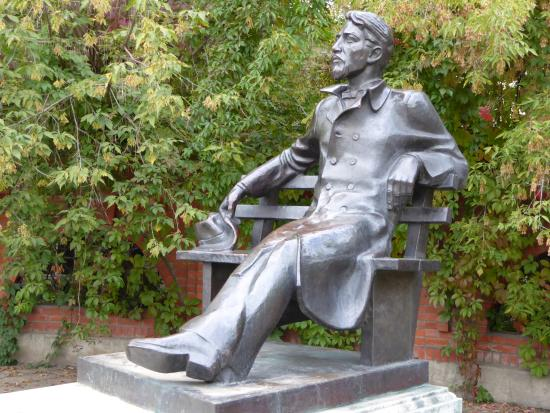 Monument to Anton Chekhov