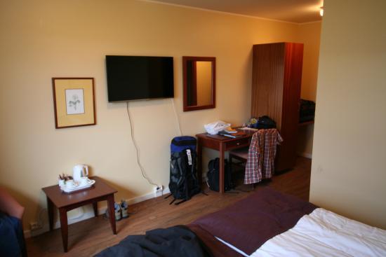 Hotel Hallormsstadur: Zimmer