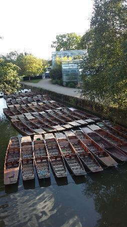 Oxford Canal: Przystań