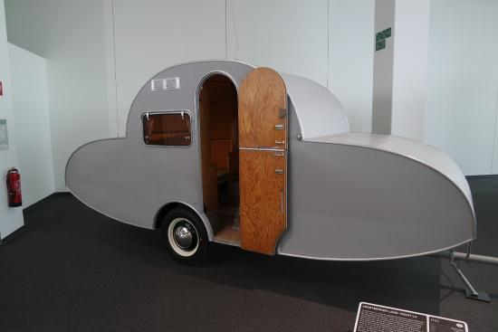 ufo caravan photo de erwin hymer museum bad waldsee tripadvisor. Black Bedroom Furniture Sets. Home Design Ideas