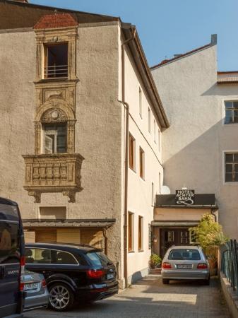 Achterbahn Hotel : Вид с улицы