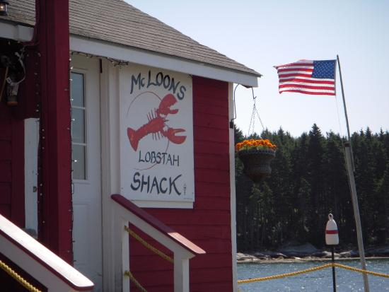 South Thomaston, ME: McLoon's