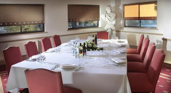 Hatherton, UK: Restaurant