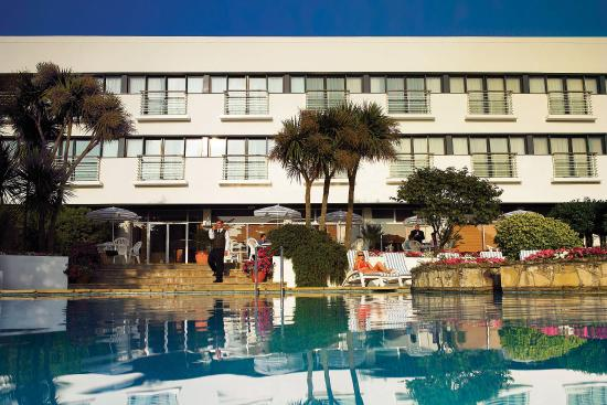 The Atlantic Hotel: Outdoor pool
