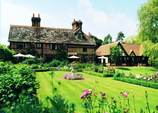 Photo of Langshott Manor Hotel Gatwick Horley