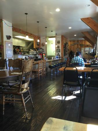 Donner Lake Kitchen Weekday Morning At Dlk
