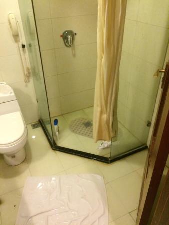 Jianyang, Kina: Shower