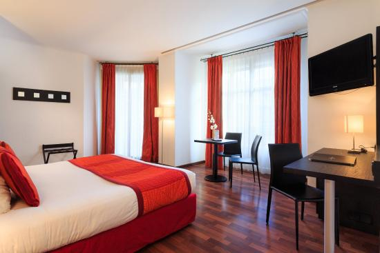 BEST WESTERN PLUS Hotel Massena Nice: Deluxe Double Room At Hotel Massena Nice
